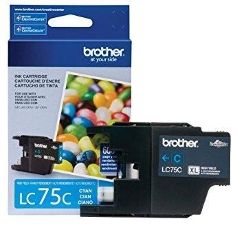 BROTHER LC75C (ORIGINAL)