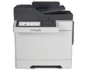 Lexmark CX510DHE Multifunction Color Laser (32/32ppm)