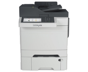 Lexmark CX510DTHE Multifunction Color Laser (32/32ppm)