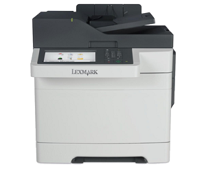 Lexmark CX517de Multifunction Color Laser (32/32ppm)