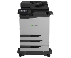 Lexmark CX820dtfe Laser Multi Printer - Color(52/52ppm)