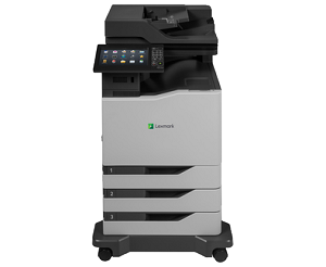Lexmark CX860DTE Laser Multifunction Printer-Color (60/60ppm)