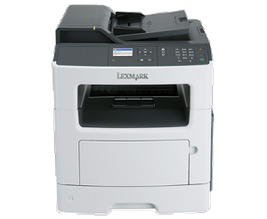 Lexmark MX317dn Multifunction Mono Laser (35ppm)