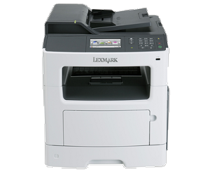 Lexmark MX417de Multifunction Mono Laser (40ppm)
