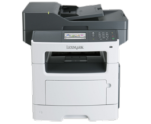 Lexmark MX517de Multifunction Mono Laser (45ppm)