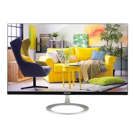 Sharp LL-B240 24'' Desktop LCD Monitor