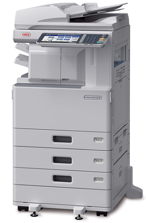 Okidata ES9465 Color MFP (35ppm/35ppm) 62443903