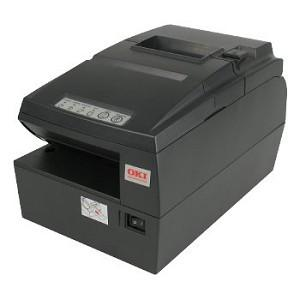 Okidata PH640 MICR-Bottom Serial W/Cutter Charcoal