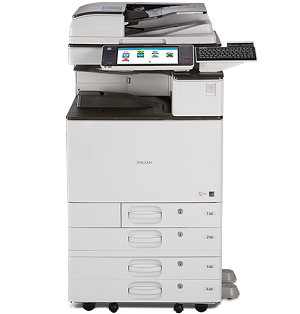 Ricoh MP 6054SP Black and White Laser Multifunction Printer (60ppm)