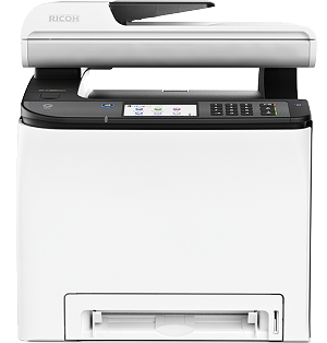 Ricoh SP C262SFNw Color Laser Multifunction Printer (21ppm) 407809