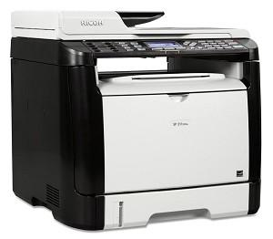 Ricoh SP311SFNW B&W Mutlifunction Laser Printer (30PPM)