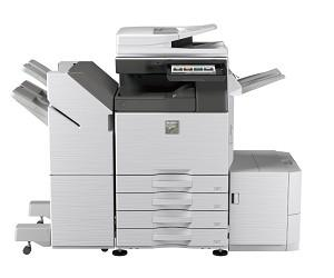 Sharp MX-6050V Full-Color Workgroup Document System (60ppm/60ppm)