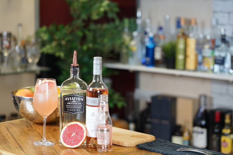 Aviation Spritz Cocktail Recipe