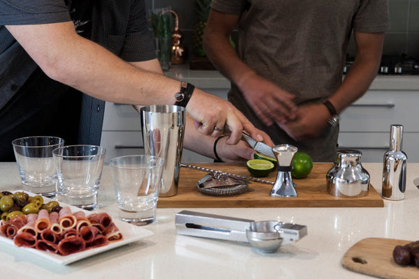 Mixologist meets foodie: how to pair cocktails and food