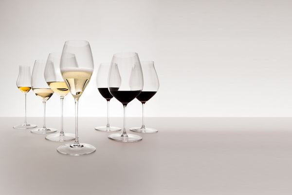 Riedel performance glassware