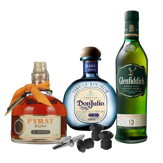 Extra large speed pourer cork to fit Patron, Pyrat Don Julio bottles