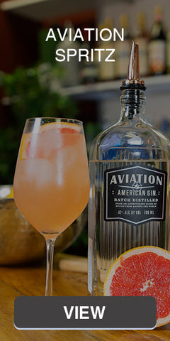Aviation Spritz Cocktail Recipes | Überbartools™