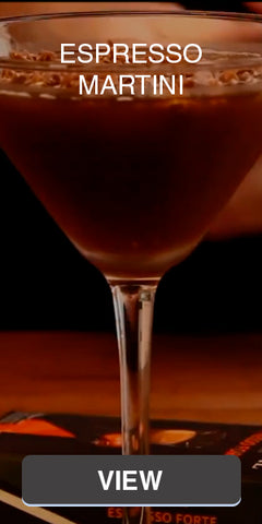 Espresso Martini Cocktail Recipes | Überbartools™
