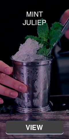 Mint Juliep Cocktail Recipes | Überbartools™