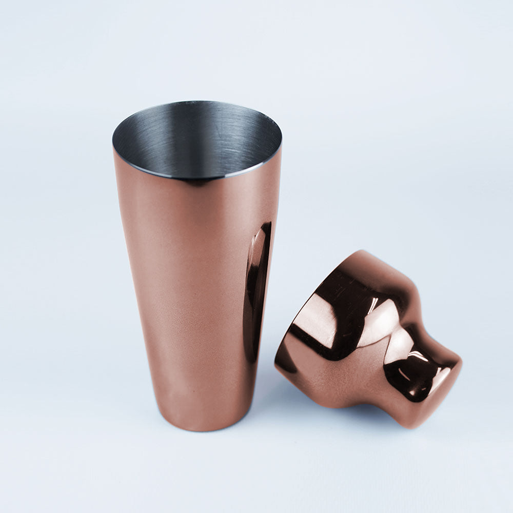 Shaker & Jigger Set Copper