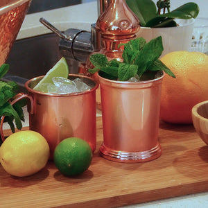 Julep Cup Copper