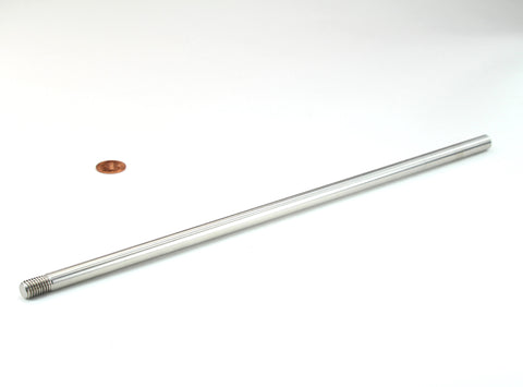 Ø10mmx340mm Stainless Steel Rod