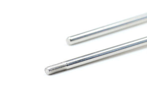 ⌀3mm x 340mm Stainless Rod, 2 Pieces
