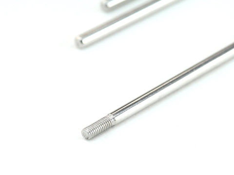 ⌀3mm x 85mm Stainless Rod, 4 Pieces