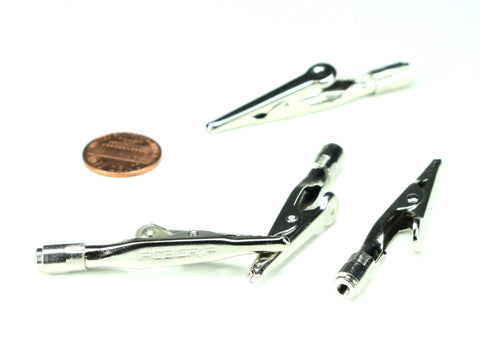 Large Alligator Clip, 4 Pieces