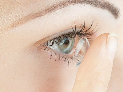 Recurrent Contact Lens Infections and the LASIK Alternative