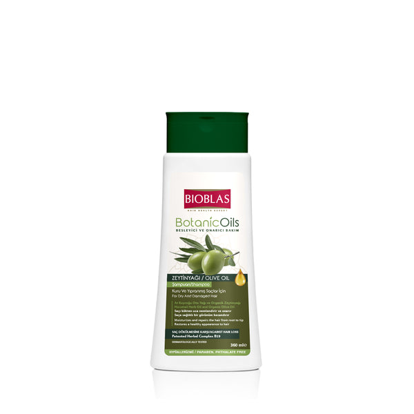 Copy of BIOBLAS BOTANIC OILS HERBAL VOLUME SHAMPOO 360ML (5952309756064)