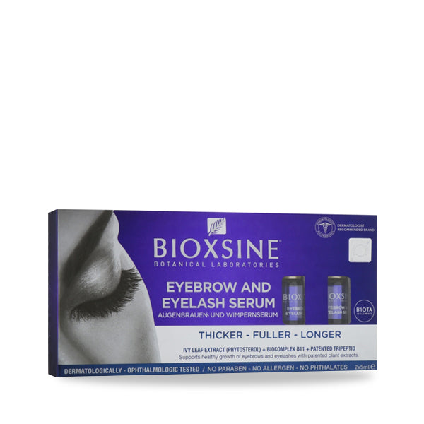 BIOXSINE EYEBROW AND EYELASH SERUM 2*5 ML (5684735410336)
