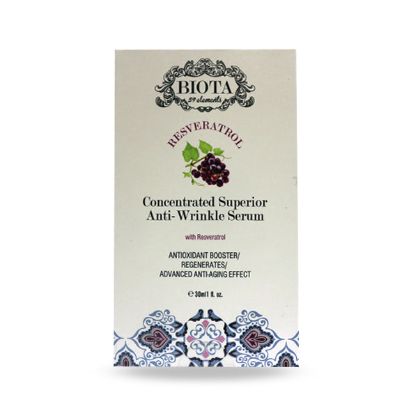 BIOTA CONCENTRATE ANTI-WRINKLE SERUM 30ML (5931372937376)