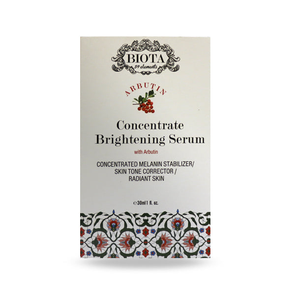 BIOTA CONCENTRATE BRIGHTENING SERUM 30ML (5931327717536)
