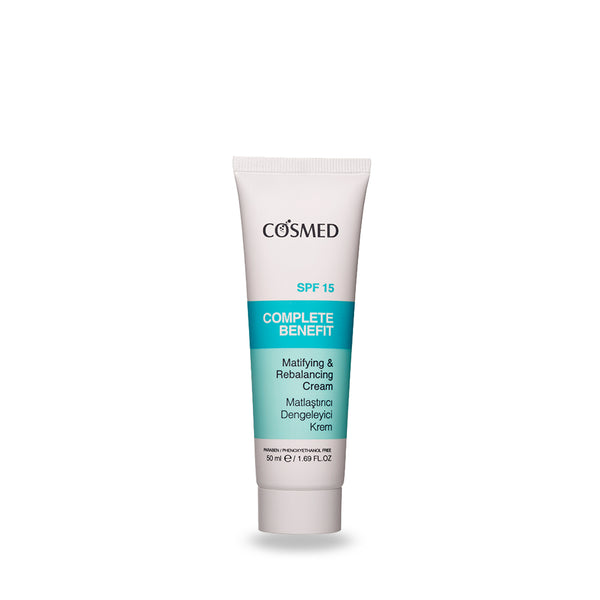 Cosmed complete Benefit Mattifying & Rebalancing Cream 50 ml (5684647264416)