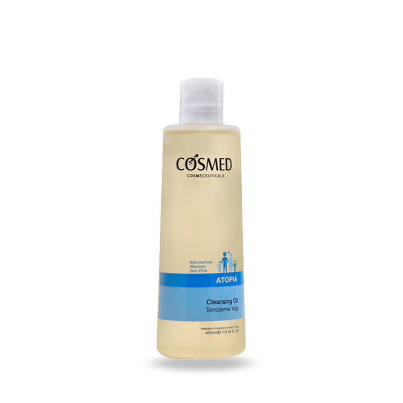 Cosmed Atopia Cleansing Oil 400 ml (5645916176544)