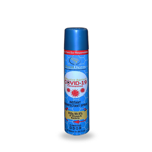 INSTANT DISINFECTANT SPRAY 300ML (5885944758432)
