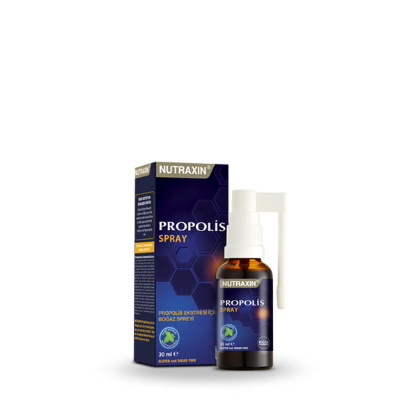 Nutraxin Propolis Throat Spray 30 ml (5683946487968)