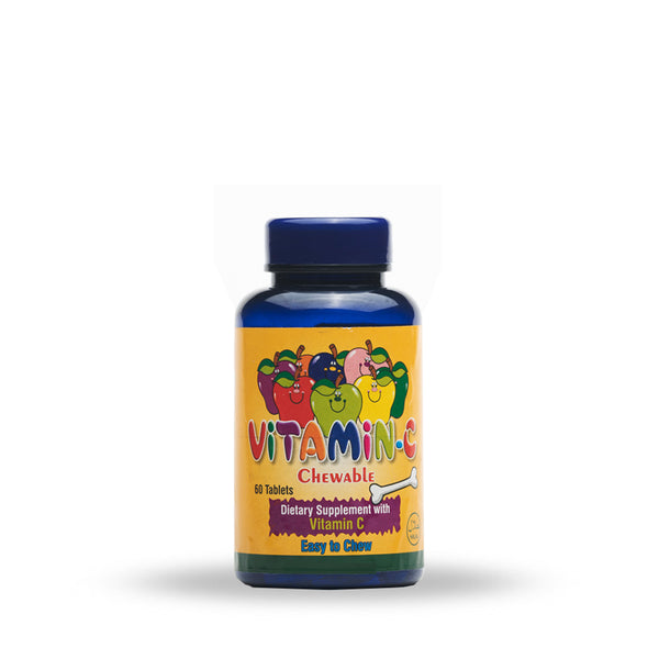 Nutraxin vitamin C Chewable (5734639567008)