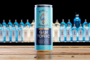 Bombay Sapphire & Tonic Can