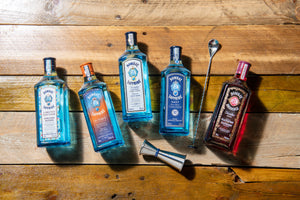 Bombay Gin Collection