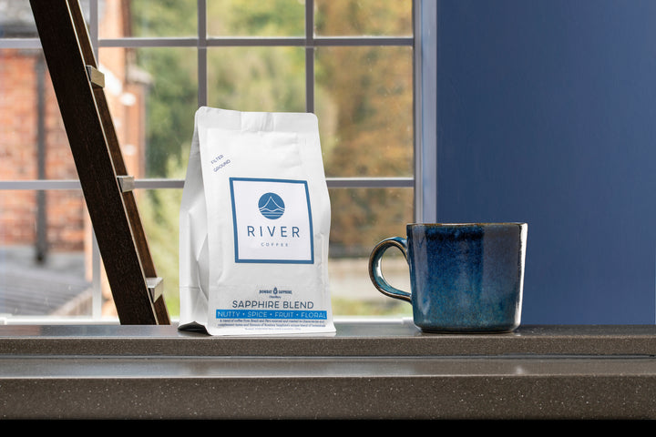 River Coffee Sapphire Blend