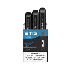 VGOD Mighty Mint Stig Disposable Pod Vape in UAE. Dubai, Abu Dhabi, Sharjah, Ajman - STIG Pods UAE (VGOD Disposable)
