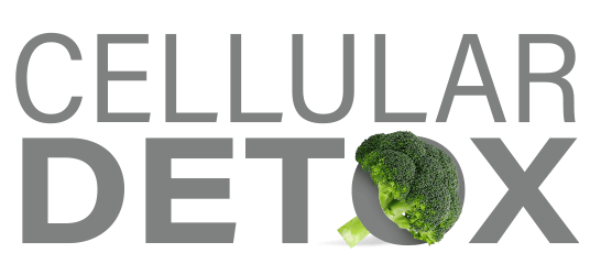 cellular detox with broccoli floret
