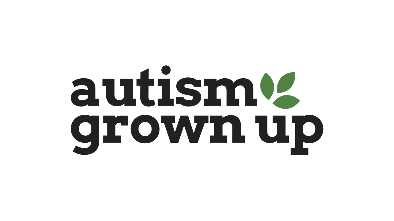 Autism Grown Up Logo