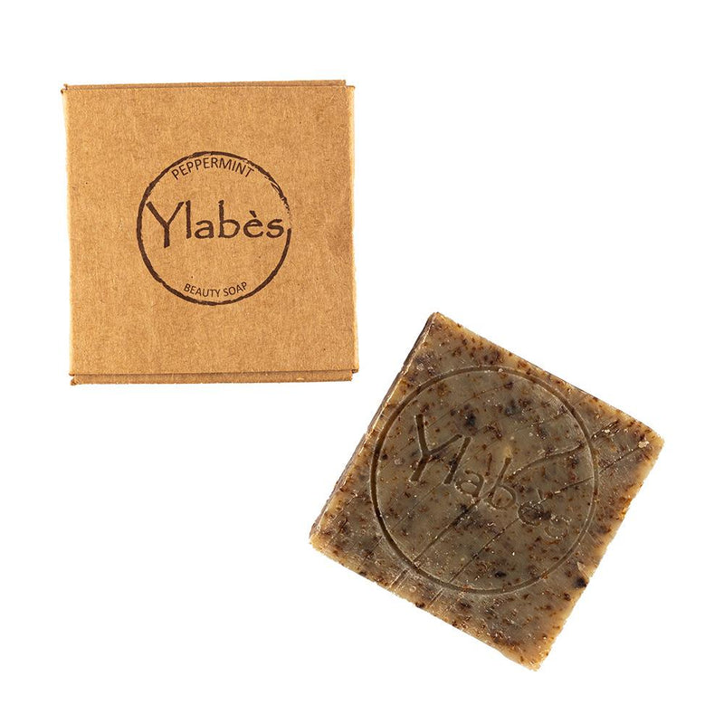 Montajat-Handmade-Soap-Peppermint-Ylabes-Organic-Antiseptic