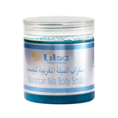 Moroccan Nila Body Scrub (600gm)
