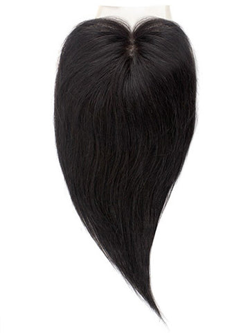Natural Straight Silk Closure