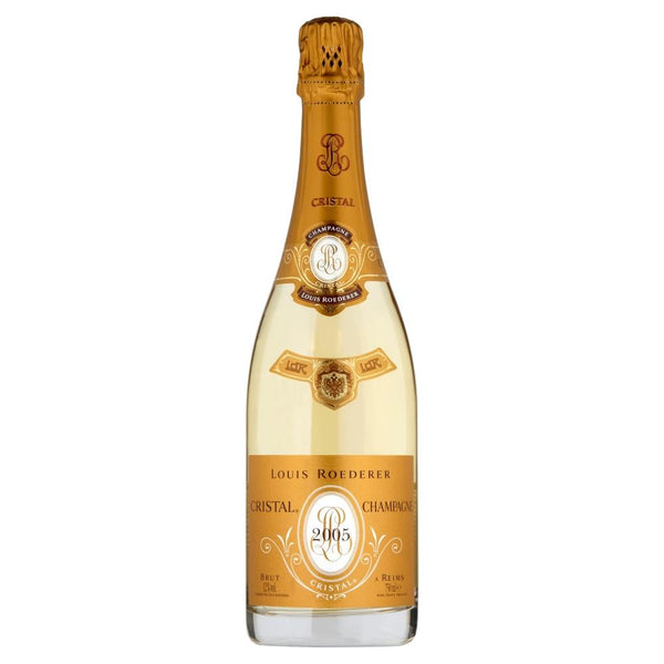 Louis Roederer Cristal 2005 Champagne 75cl