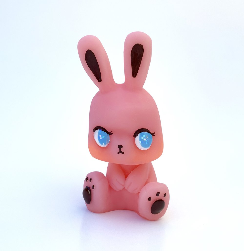 Mini Jody the rabbit